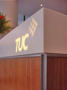 TUC Main reception