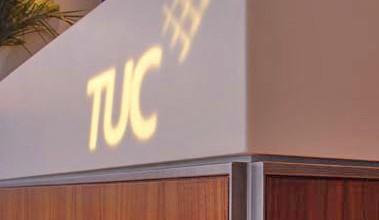 TUC Main reception