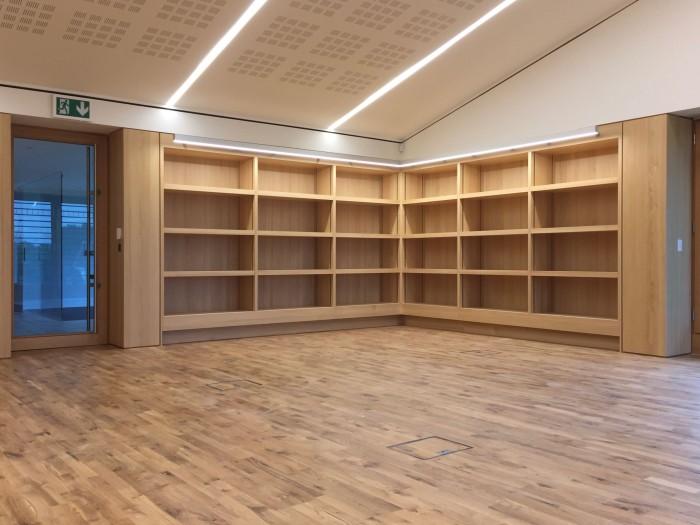 HMF Reading Room A