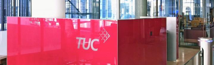 TUC Reception Desk