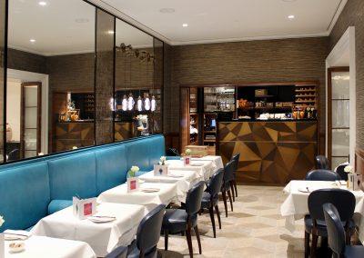 Sotheby's restaurant